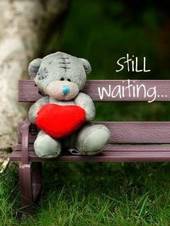 My love i am still waiting