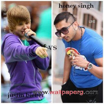 Justin vs honey