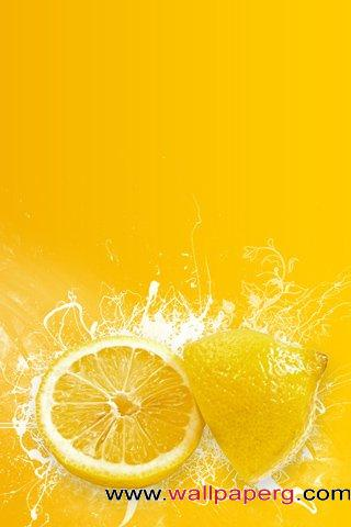 Bright lemon ,wide,wallpapers,images,pictute,photos