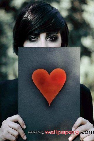 Heart book ,wide,wallpapers,images,pictute,photos