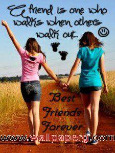 Girl friend best friend f