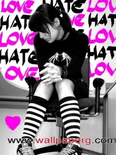 Love me or hate me ,wide,wallpapers,images,pictute,photos