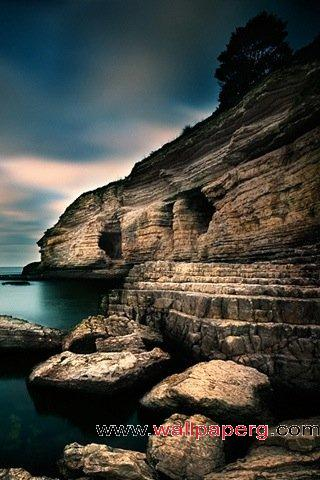 Strange rock ,wide,wallpapers,images,pictute,photos