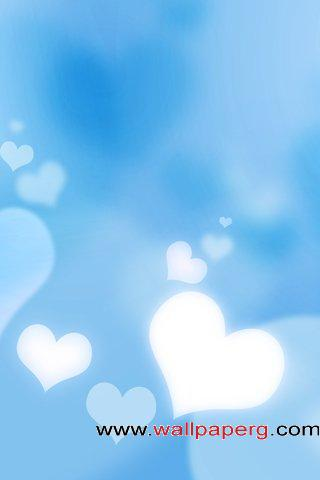 Blue heart ,wide,wallpapers,images,pictute,photos