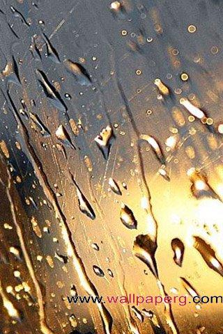 Drops of water fall ,wide,wallpapers,images,pictute,photos