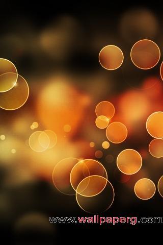 Orange aperture