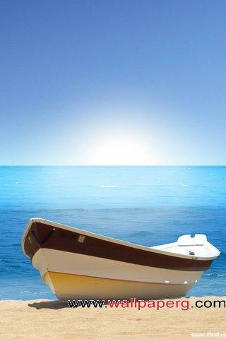 Shore boat ,wide,wallpapers,images,pictute,photos