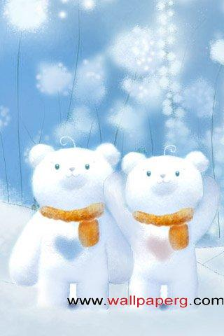 Two bear ,wide,wallpapers,images,pictute,photos