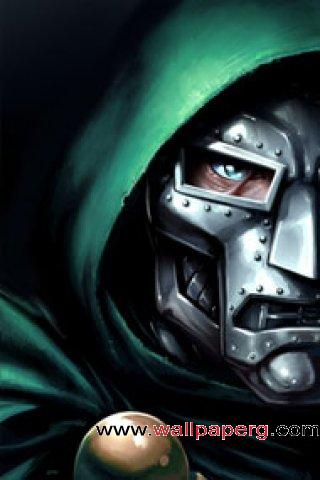 Download Mf Doom 3d Hd Wallpapers For Your Mobile Cell Phone