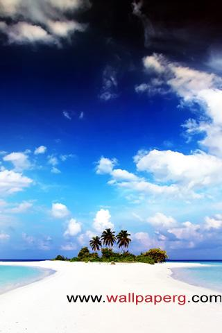 Single island ,wide,wallpapers,images,pictute,photos