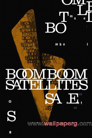 Boom boom satellites ,wide,wallpapers,images,pictute,photos