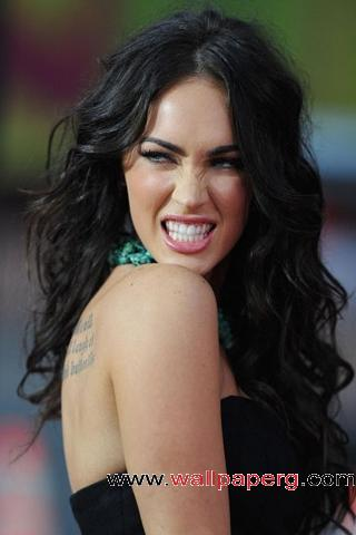 Megan fox fierce
