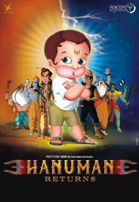 Return of hanumane