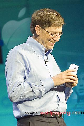 Bill gates x android ,wide,wallpapers,images,pictute,photos