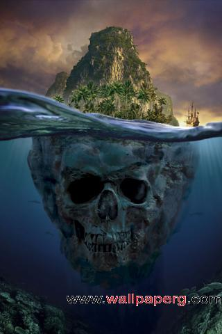 Skull island ,wide,wallpapers,images,pictute,photos