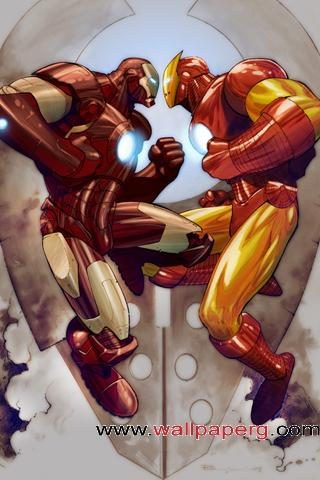 Ironman battle