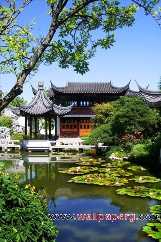 Dojo pond ,wide,wallpapers,images,pictute,photos