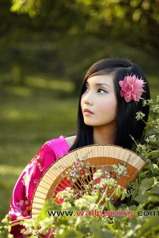 Chinese beautiful girl