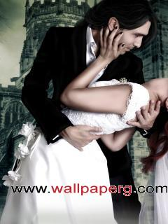 Vampire couple ,wide,wallpapers,images,pictute,photos