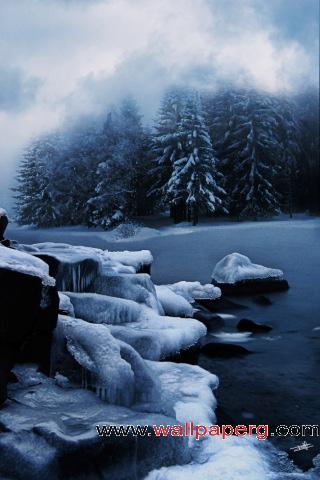 Icy waters ,wide,wallpapers,images,pictute,photos