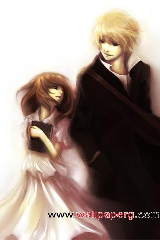 Anime couple ,wide,wallpapers,images,pictute,photos