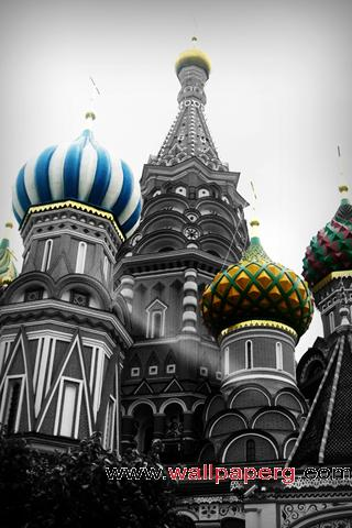 St basils cathedral moscow ,wallpapers,images,