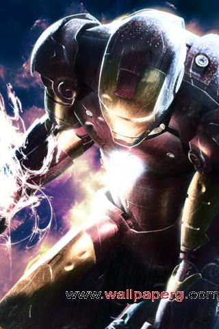 Ironman charged