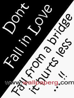 Don t fall in love ,wide,wallpapers,images,pictute,photos