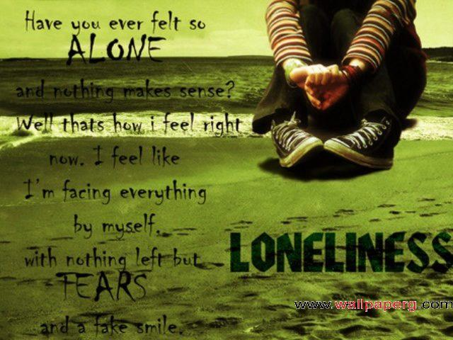 Hurting loneliness