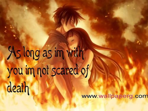 I am not scared of death