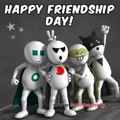 Download Happy Friendship Day 02 Wallpaper For Mobile Cell Phone