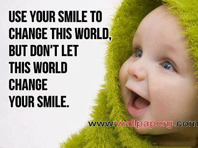 Dont change your smile