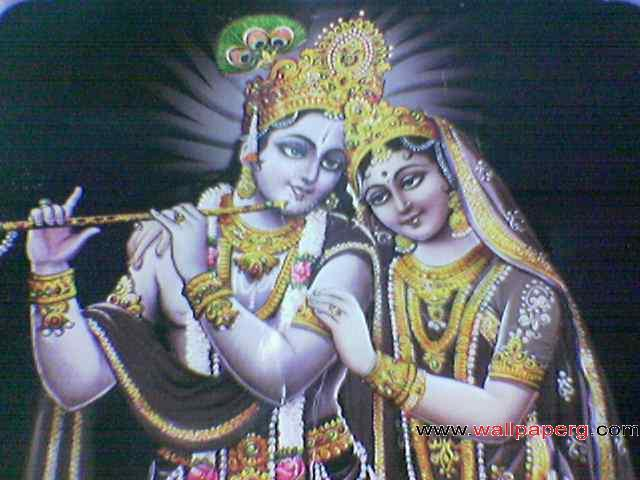 Pyare krishna ji and radh