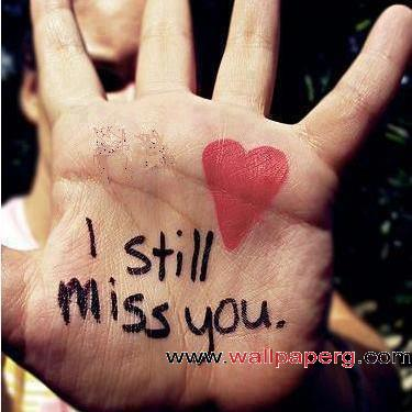 I still miss you