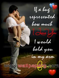 Love u forever present