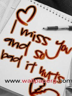 I miss you 14 ,wide,wallpapers,images,pictute,photos
