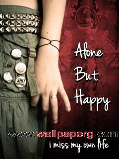 Alone but happy ,wide,wallpapers,images,pictute,photos