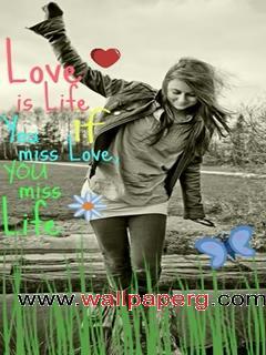 Love in life