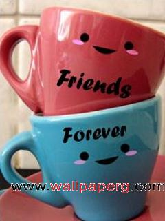 Download Friends forever   Saying quote wallpapers Mobile Version 3fTchskS