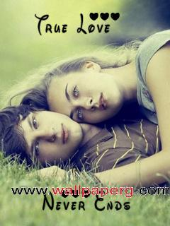 True love never ends ,wide,wallpapers,images,pictute,photos