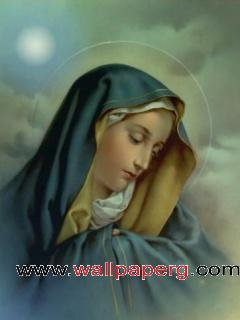 Virgin mary ,wide,wallpapers,images,pictute,photos