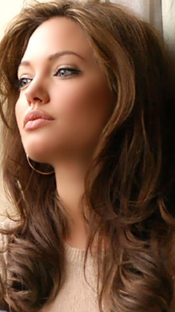Angelina celebritie