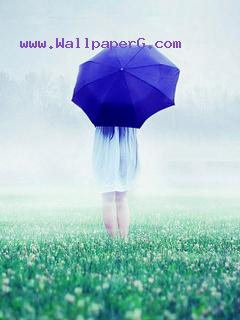 Download Never hate rain - Romantic wallpapers for your mobile cell