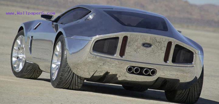 Ford gt chrome stealth mo