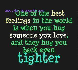 One of the best feeling in d world
