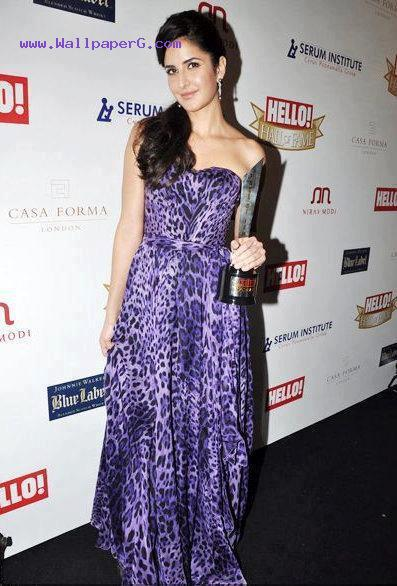 Katrina kaif award winner