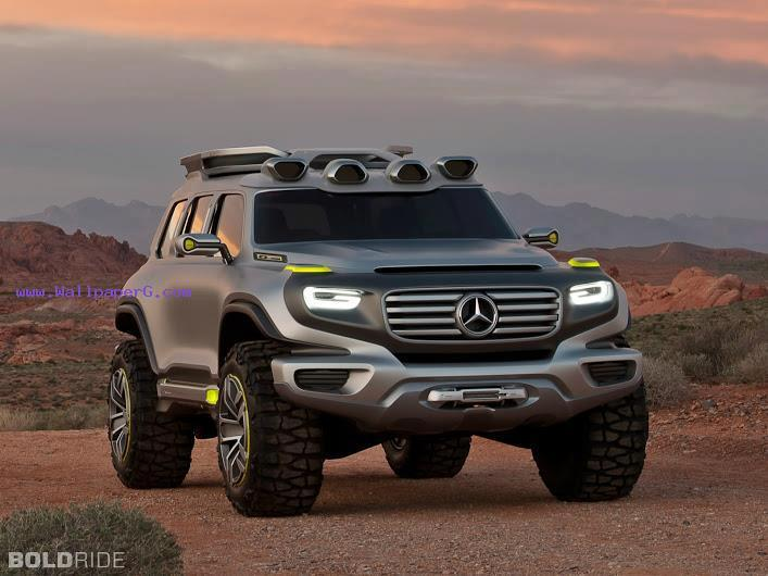 Mercedes ener g force con