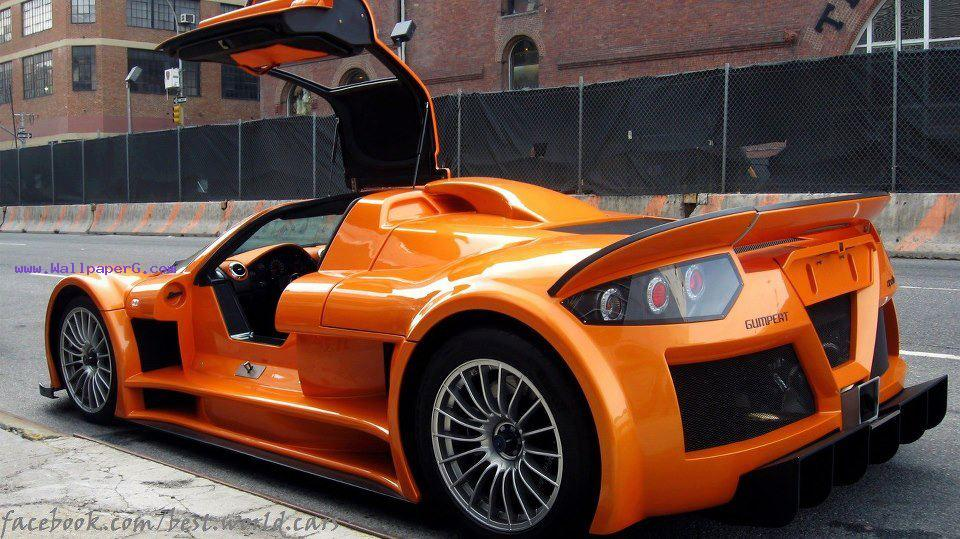 Gumpert apollo, 2011