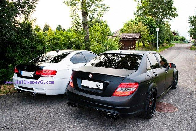 Bmw m3 vs mercedes benz c63 amg