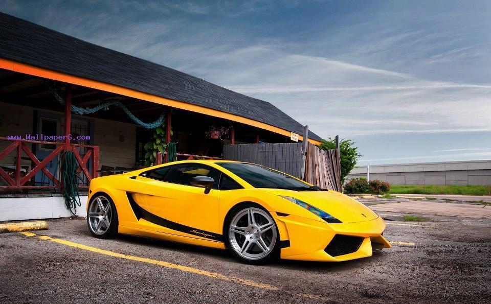 Lamborghini gallardo supe